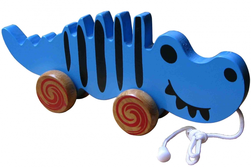 Con Cá Sấu (4 bánh xe)