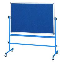 4 functions board 0,8x1,2m + Support stand base