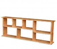 Kệ treo tường (1.2x0.2x0.6)m - GG