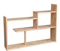 Kệ treo tường (1.0x0.2x0.8)m - GG