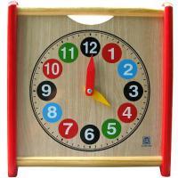 Đồng hồ học đếm 2 mặt